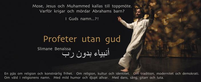 Henrik Gustafsson Profeter utan Gud