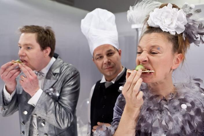 Henrik Gustafsson, Eva Welinder, Magnus Munkesjö