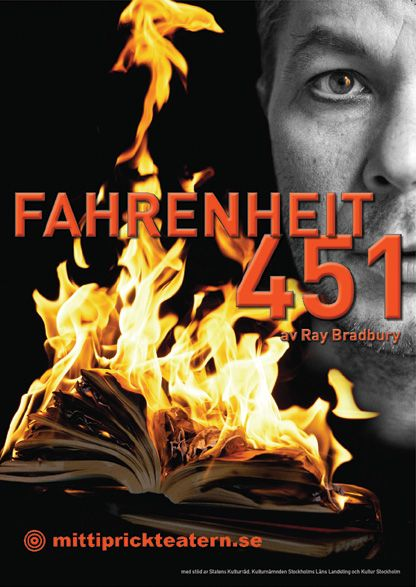 Fahrenheit 451 Henrik Gustafsson