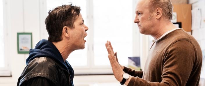 Daniel Scherp, Henrik GustafssonFoto: José Figueroa