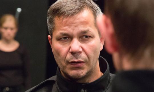 Othello Mittiprickteatern. Henrik Gustafsson